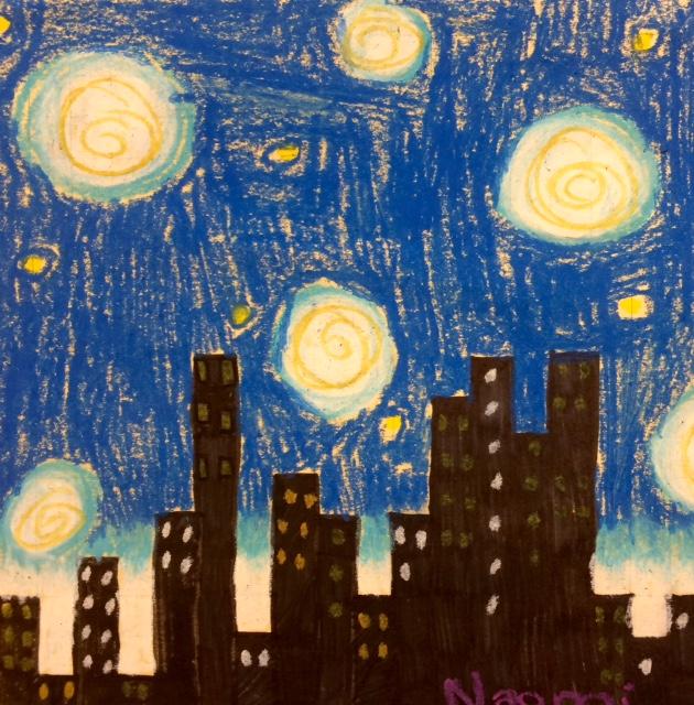 Middle School Pi Day Cityscapes Art Teacher In La
